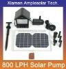 P020A Mini water pump solar 12v