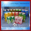 Gable Top Carton Juice/Milk Filling Machine 0086 15981911701