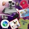 high pressure t-shirt printing machine