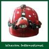 In-mold Rock Climbing Helmet with Light EN12492 Certified
