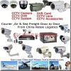 CCTV Products Airfreight Door To Door From Ningbo To Italy By Retek Logistics