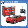 Hotest! 4 channels 1:18 RC Car
