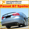 PU 2012 New Passat B7 Rear Trunk Spoiler for VW
