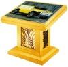 titanium lamp box