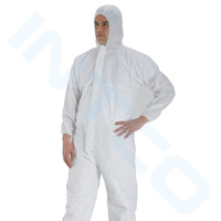 Standard Coverall with Hood without Boot SPP
