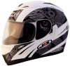 2012 DOT/ECE full face ABS Motorcycle helmets JX-A5005