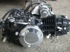 110cc double clutch motorcycle engine