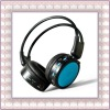 fashionable mix style star headphones with intergrated FM
