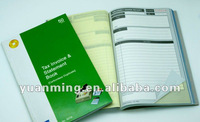 Tax invoice & Statement book