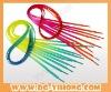 gradient color shoelaces fabric wholesale