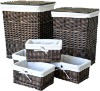 basket for storage and laundry