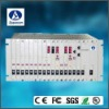 16 slots Fiber Optic Interface Network Management Chassis