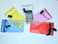 Promotion waterproof phone bag
