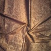 embossed lycra nylon polyester dress fabric