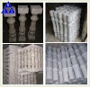 high polished natural granite baluster stone handrail stairs balusters