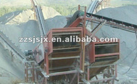 Mining Machinery Jaw Crusher plant
