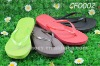 2012 fashion summer pvc slipper for ladies