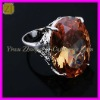 Stock Crystal Engagement Finger Ring Jewellry Paypal JZ-411