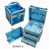 acrylic aluminum jewelry box