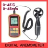 Digital Anemometer (Air velocity:0-45m/s,Air Temp:0~45C) (SV1232)