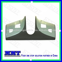 front cover part for vacuum cleaner(two color injection molding)
