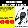 Lower $6 Support MP3 motorcycle wired interphone