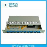 1x64 Pigtail Cassette Abs Module Plastic Box 64way Fiber Plc Splitter