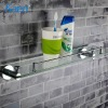 triple glass bathroom shelf bathroom accessories