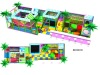 2012 Supermarket Customized Indoor Playsystem Naughty Castle Kids Soft Playground BHID61D
