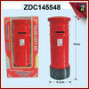 Alloy mailbox die cast metal money box ZDC145548