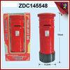 Alloy mailbox die cast metal money box ZDC145548