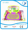cute double language learning pad for kids , kids learning machine