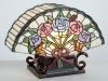 NEW tiffany style fan shape table lamp -TU1602648/G1481K832