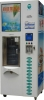 Water vending machine with coin and IC card operation