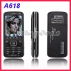 "Chang Jiang A618 TV Mobile Cell Phone 2.8"" Touch Screen Dual SIM Card"