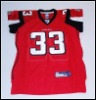 Falcons #33 turner  color jersey