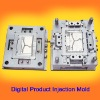 digital product injection mold,plastic mold,plastic moulds