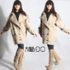 winter overcoat/ladies' overcoat/winter coat