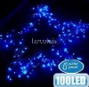 Wholesale+fast shipping - 20pcs Blue 10M 100 LED Fairy String lights Party Wedding Christmas Halloween light LLCL2204