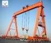 Tyre-mounted Shipbuilding Gantry Crane