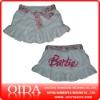 Girl's fashion skirts