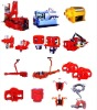 Handling Machinery (drill pipe power tong, casing power tong, kelly spinner, hydraulic winch, etc.)
