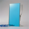 ocean blue reflective glass