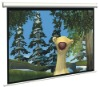 "72""-180"" Electric projection  screen / projector screens  operation"
