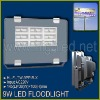 9W LED FLOODLIGHT