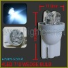 T10 4LED wedge bulb