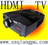Lcd Multimedia projector support DVD,PC,LAPTOP,TV,XBOX,PS,WII