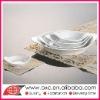 White Porcelain Dishes&Plates