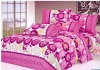 peach skin fabric bedding set
