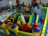 inflatable fun city for sales